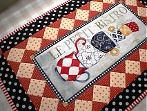 Úžitkový textil - Bistro - obrus - rezervácia !! - 3970954_