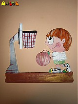 Menovka - basketbalista