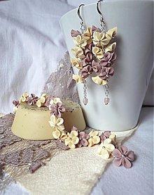 Sady šperkov - Voňavá vanilka - 3972020_
