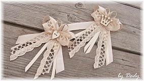 Pierka - Svadobné pierka - svedok, rodičia, družba - 3974552_