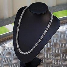 Šperky - Půl persiana na krku - náhrdelník pro muže - 3976298_