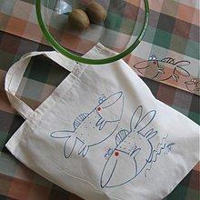 Nákupné tašky - ČUDLY - nákupní taška - 3978132_