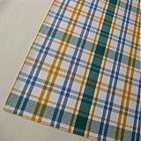 Úžitkový textil - KÁROVANÝ - napron 90x90 cm - 3980550_