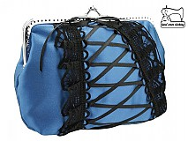 Saténová  spoločenská kabelka , taštička 0770