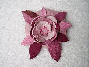 Odznaky/Brošne - Lily - 3986881_