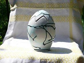 Dekorácie - Medené vajíčko - 3993149_