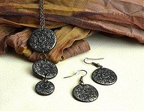 Sady šperkov - Orientálna noc - sada - 3994255_