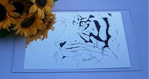 Zrkadlá - Zrkadlo Tiger2 - 3993909_