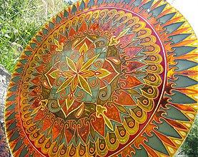 Dekorácie - Mandala Zdravia/Vitality - 3993594_