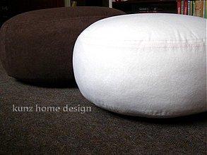 Úžitkový textil - Taburet DECOR clasic maxi - 3990948_