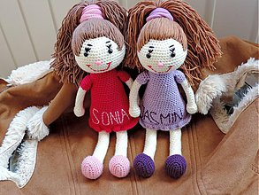 Hračky - bábiky :) - 3992587_