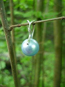 Náhrdelníky - SW perlička 12 mm - 3995457_