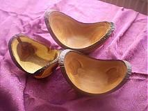 Nádoby - Misky z dreva