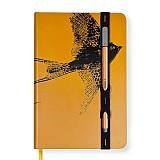 Papiernictvo - Zápisník A5 Lastovička - 3999768_