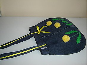 Veľké tašky - Pupavy :-) - 4004880_