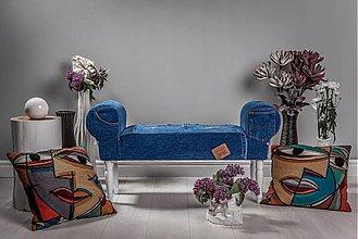 Nábytok - Lavica Jeans III - 4004299_