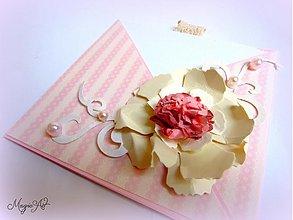 Papiernictvo - Sladká vôňa nehy... - 4008361_