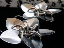 Náušnice - Lotosové kvietky - 4008475_