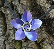 Náhrdelníky - Lotosový Kvet - prívesok - 4008609_