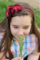 - Bordové kvety - 4011894_