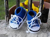 Topánočky - trampky 8- 12 cm - 4010750_