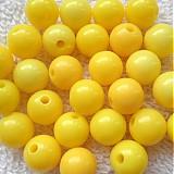 - COLOR plast 10mm-žltá-10ks - 4015654_