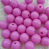 - COLOR plast 10mm-fialová-10ks - 4015704_