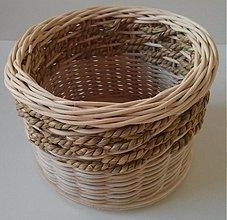 Košíky - elharový tužkovník - 4017562_