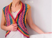 Svetre/Pulóvre - Summer sweater - 4017827_
