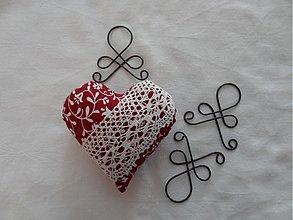 Dekorácie - ..ornament alebo stužka? -trojlístok - 4021895_