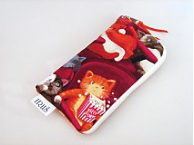 Kočičí biograf - obal na mobilní telefon