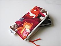 Na mobil - Kočičí biograf - obal na mobilní telefon - 4022770_