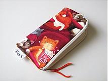Na mobil - Kočičí biograf - obal na mobilní telefon - 4022785_