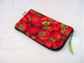 Na mobil - Jahodové pokušení - obal na mobilní telefon - 4022721_