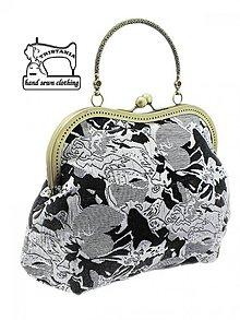 Kabelky - zľava Spoločenská brokátová kabelka, kabelka dámská  1125 - 4026621_