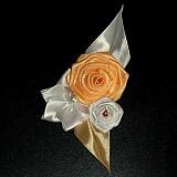 Svadobné pierko - pre ženícha, rôzne farby
