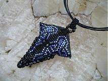 Náhrdelníky - Náhrdelník Black Morus - 4026172_