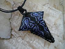 Náhrdelníky - Náhrdelník Black Morus - 4026173_