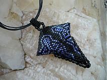Náhrdelníky - Náhrdelník Black Morus - 4026174_