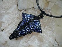 Náhrdelníky - Náhrdelník Black Morus - 4026175_