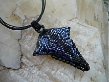 Náhrdelníky - Náhrdelník Black Morus - 4026176_