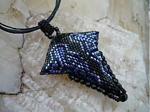 Náhrdelníky - Náhrdelník Black Morus - 4026178_