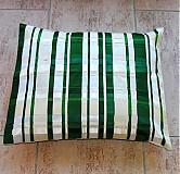 Úžitkový textil - Jehličí a smetana - 4023745_