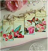 Papiernictvo - Paris maison bookmarks - 4028810_