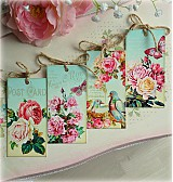 Papiernictvo - Paris maison bookmarks - 4028811_
