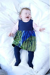 Modrotlač baby