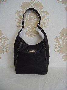 Kabelky - Leanka čierna nová - 4033312_