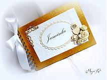 Papiernictvo - Album pre Jasmínku na prvé sv. prijímanie... - 4033588_