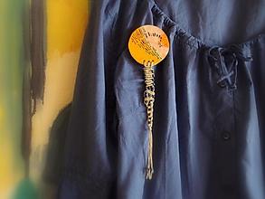 Odznaky/Brošne - po daždi - 4037721_