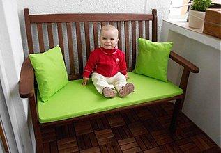 Úžitkový textil - Šili sme pre Zuzku na lavičku - 4040755_